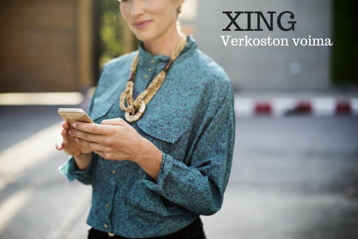 Xing on saksalainen annatillinen verkosto.