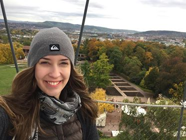 Laura Vahteran lopputyö syntyi Stuttgartissa